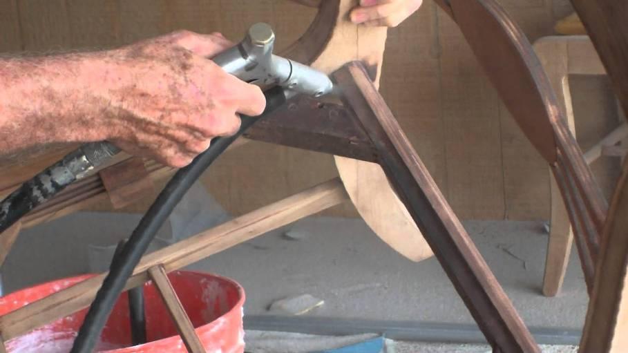grenaillage meubles bois Pornic 44