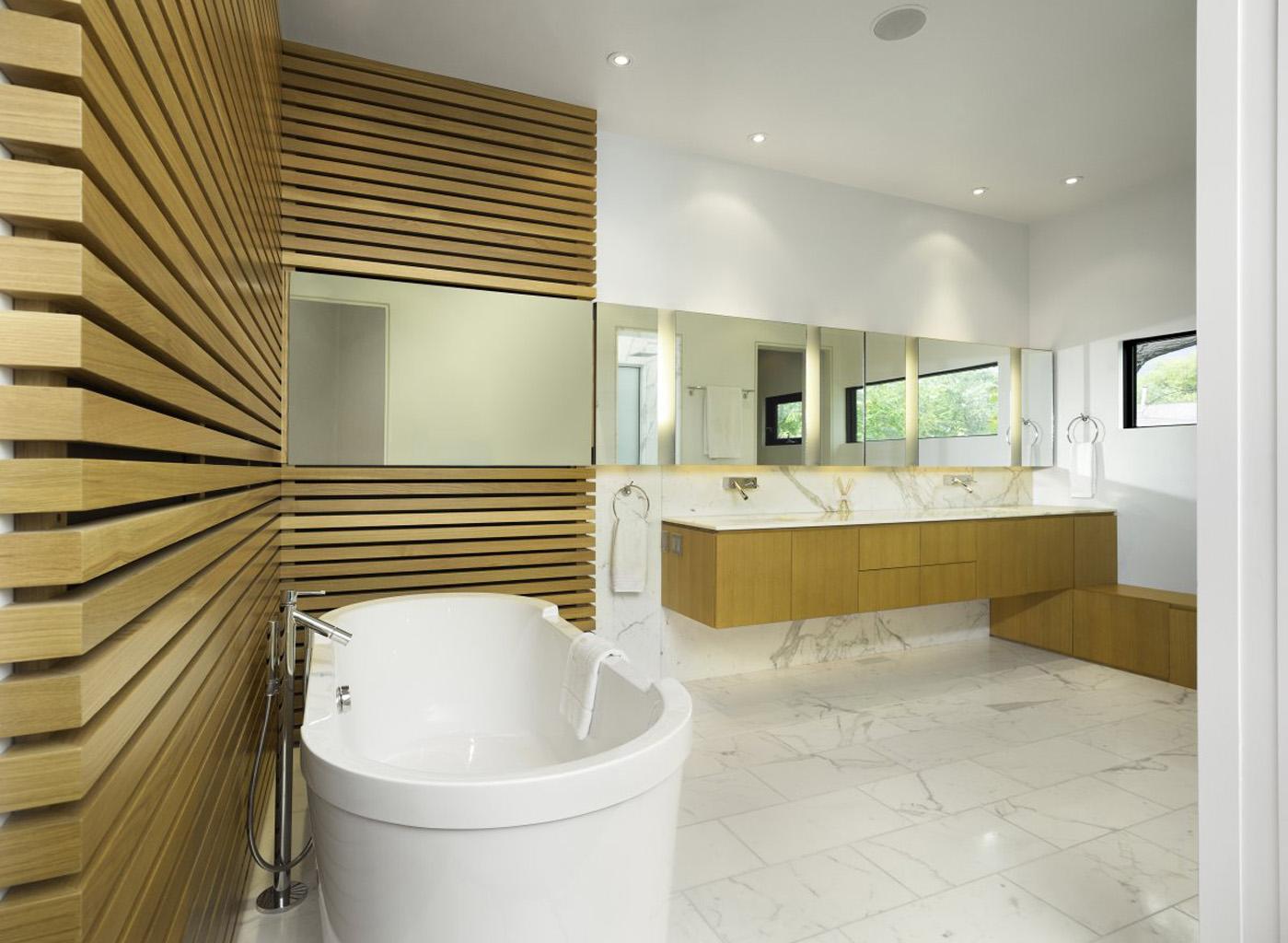 agencement salles de bains artisan La Roche-Benard 56