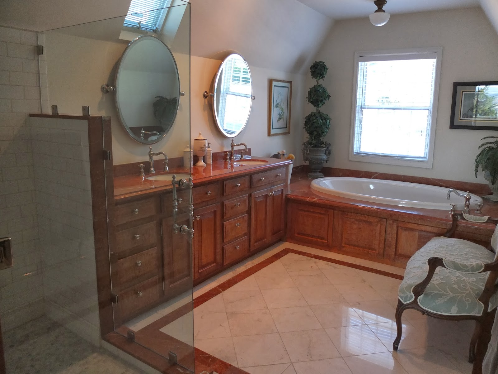 aménagement salles de bains stratifié Herbignac 44