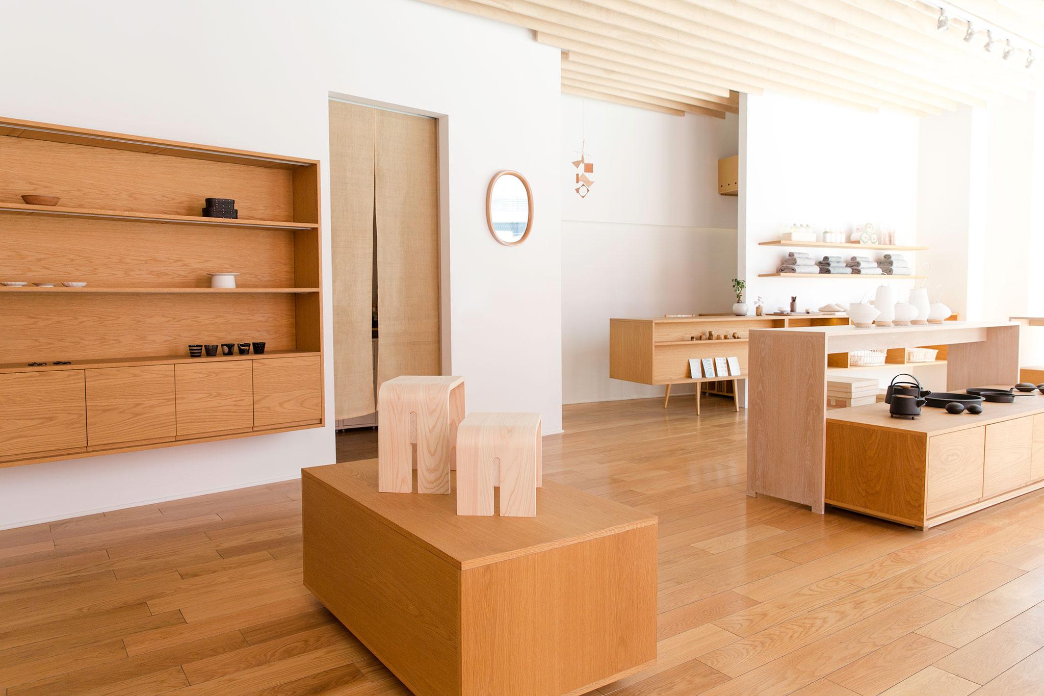 agencement magasins spécialiste Piriac-sur-Mer 44